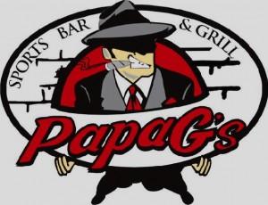 Papa G Sports Bar and Grill logo
